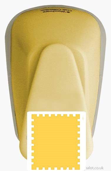 "Craft Пънч 38 -  ""Пощенска марка"" 25X25mm"