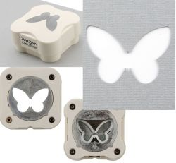 MAGNETIC Punch CREATIVE 38mm - Пънч BUTTERFLY