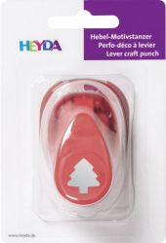 HEYDA Punch  17mm - Дизайн пънч ЕЛХА