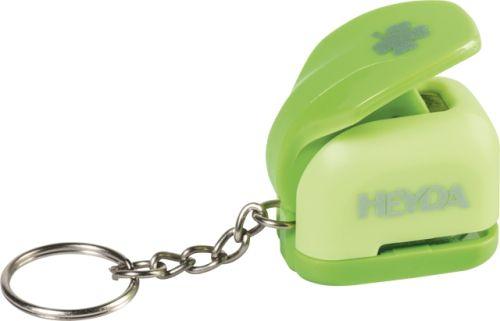 HEYDA Punch - keychain  10mm - Дизайн пънч ключодържател  Детелина XS