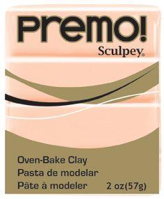 `PREMO` USA  - Професионална серия полимерна глина - Beige, 2oz
