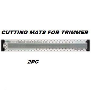 CUTTING CHANNEL MAT 2pc  - Резервни ленти / подложки за рязане за тример