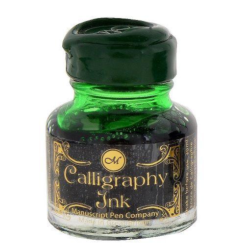 MANUSCRIPT CALLIGRAPHY INK - EMERALD