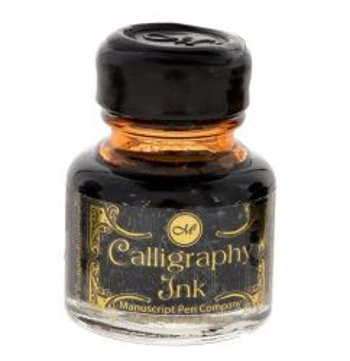 MANUSCRIPT CALLIGRAPHY INK - SEPIA