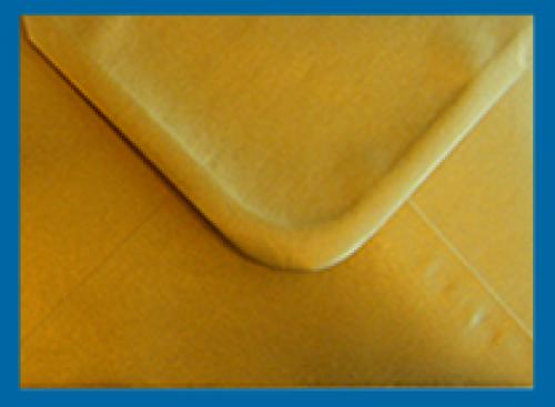 CENTURA ENVELOPES C6 England - Перлени пликове 114 X 162 мм. OLD GOLD