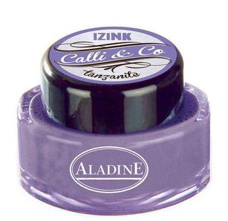 ALADINE CALLIGRAPHY Ink - Калиграфско мастило TANZANITE