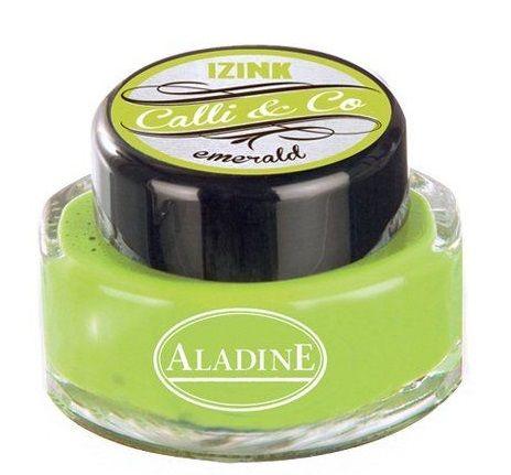 ALADINE CALLIGRAPHY Ink - Калиграфско мастило EMERALD