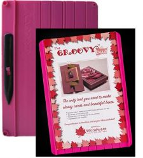 GROOVY DUO CARD & BOX MAKER  - Уникален уред за картички и кутии