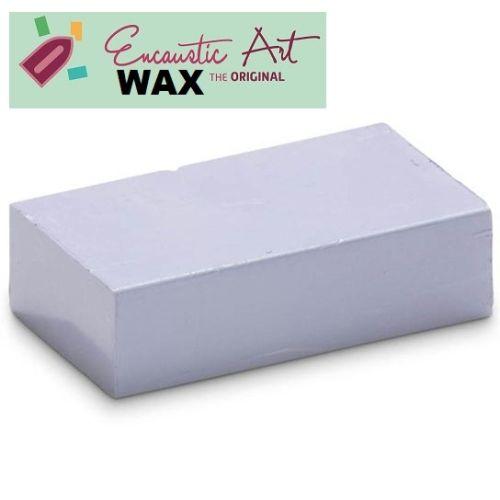 Encaustic WAX - Блокче цветен восък за Енкаустика № 32 PASTEL LILAC