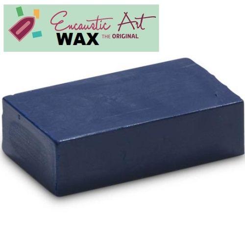 Encaustic WAX - Блокче цветен восък за Енкаустика № 18 PRUSSIAN BLUE