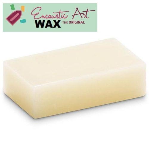 Encaustic WAX - Блокче восък за Енкаустика № 27 MIX CLEAR