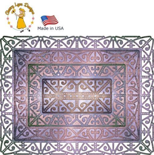 Cheery Lynn ,USA - К-кт шаблони за рязане и ембос / dl294
