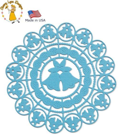 Cheery Lynn ,USA - К-кт шаблони за рязане и ембос / dl283