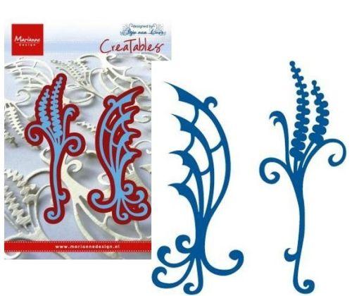 Marianne Design - Шаблон за рязане и ембос LR0157