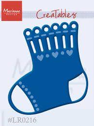 Marianne Design - Шаблон за рязане и ембос LR0216