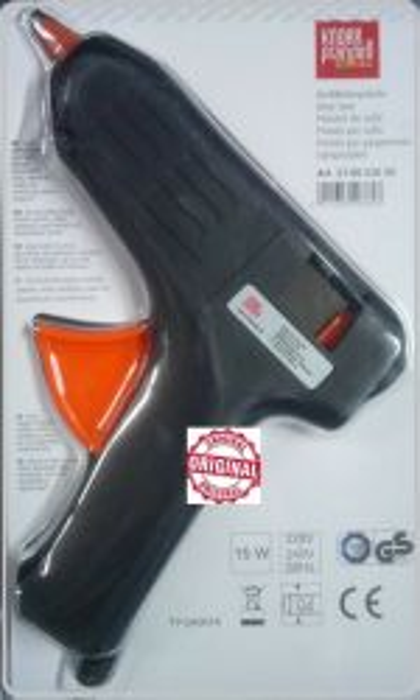 GLUE GUN KNORR 10mm - Пистолет за силикон 15w СТАНДАРТ