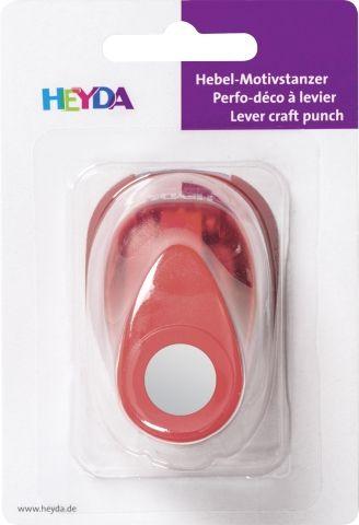 HEYDA  Punch 15mm - Дизайн пънч КРЪГ