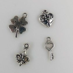 CHARM003 metal charms 8 pcs/pkg
