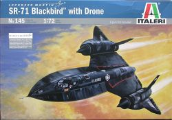 ITALERI SR-71 BLACK BIRD