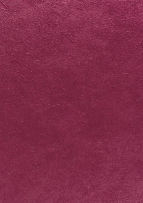 KOZO MULBERRY PAPER 55X40 - ЧЕРНИЧЕВА КОЗО ХАРТИЯ # DEEP RED 90-100г