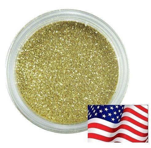KNORR EMBOSSING POWDER , USA - Фина ембосинг пудра  GLITTER GOLD