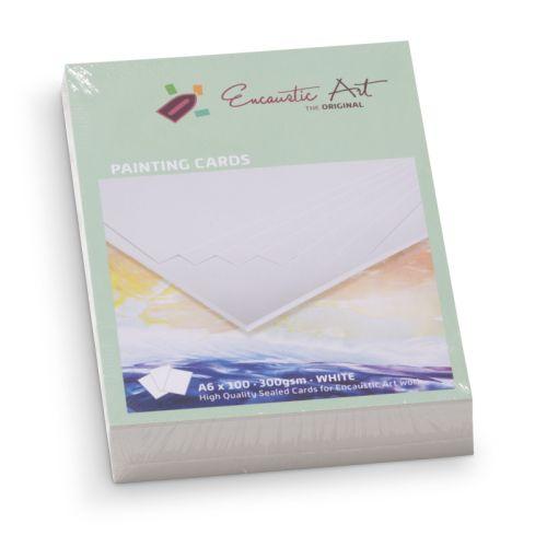 Encaustic Cards A6 / 100  - Комплект картон за Енкаустика A6 / 100