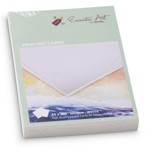 Encaustic Cards A5 / 100 - Комплект картон за Енкаустика A5 / 100