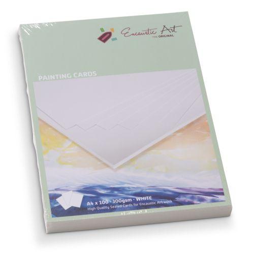 Encaustic Cards A4 / 100- Комплект картон за Енкаустика A4 / 100