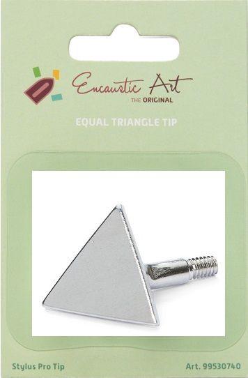ENCAUSTIC EQUALL TRIANGLE Tip  - Накрайник за Арт Стило