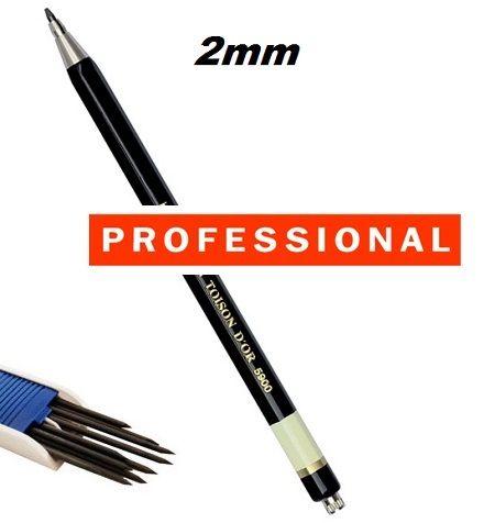 TOISON-DOR 2мм - Метален ВЕРЗАТИЛ за графити 2mm