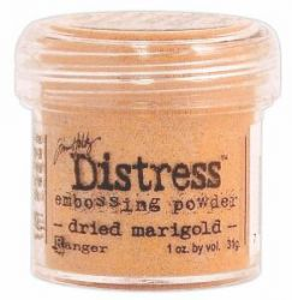 `Distress` Ембос Пудра  - Dried marigold