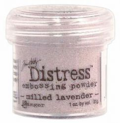 `Distress` Ембос Пудра  - Milled Lavender