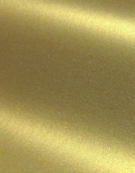 PEARL A4 - Двустранен перла-металик картон 285гр # ЗЛАТО