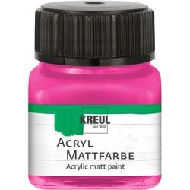 ACRYLIC MATT FARBE  20ML - Фин акрил и за маникюр PINK