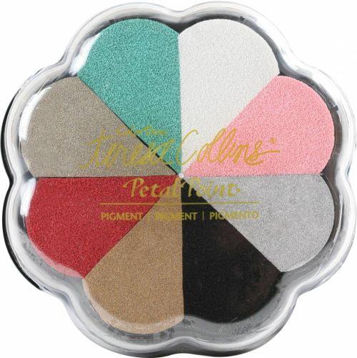ColorBox PAD SET 8 ,USA - Комплект 8цв пигментни тампони