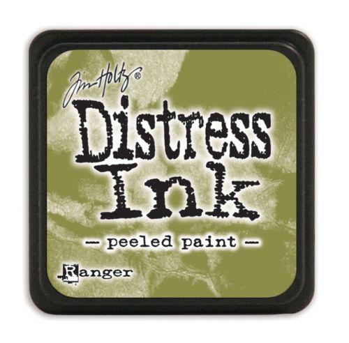 "NEW MINI Distress ink pad by Tim Holtz - Тампон, ""Дистрес"" техника - Peeled paint"