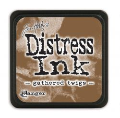 "NEW MINI Distress ink pad by Tim Holtz - Тампон, ""Дистрес"" техника - Gathered twigs"