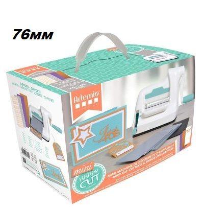 # MINI HAPPY CUT MACHINE  - Машинка за изрязване , релеф и печат