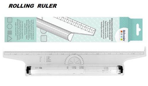 ROLLING RULER - Професионална РОЛНА УСПОРЕДНА линия 30см