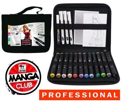 # ESSENTIALS FOR MANGA - Комплект за МАНГА