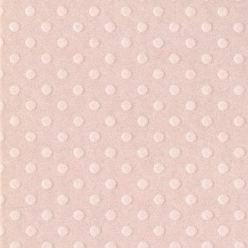BBP, USA Embossed Dot 30.5x30.5см - SUNSET ROSE