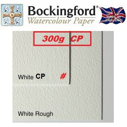 BOCKINGFORD 300g CP 56 X 76 cm. - АКВАРЕЛЕН КАРТОН # Made in England