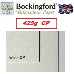 BOCKINGFORD 425g CP - АКВАРЕЛЕН КАРТОН 56 X 76 cm. - Made in England