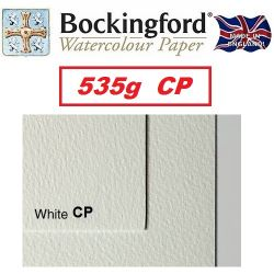 BOCKINGFORD 535g CP - АКВАРЕЛЕН КАРТОН 56 X 76 cm. - Made in England