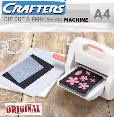 #  MASTER CUT MACHINE A4 - Машина за изрязване , релеф и печат  A4