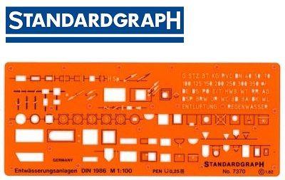 STANDARDGRAPH ARCHITECT ВиК 1:100 , model 7370