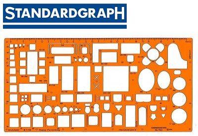 STANDARDGRAPH ARCHITECTS  1:50, model 7343