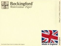 BOCKINGFORD CP 300g CREAM - АКВАРЕЛЕН КАРТОН 56х76 # Made in England