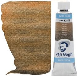 VAN GOGH WATERCOLOUR - Екстра фин акварел 10мл # BRONZE METALLIC