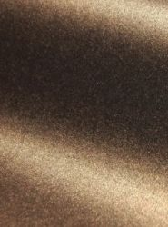 PEARL - Двустранен перла-металик картон 285гр # 51x72cm. БРОНЗ